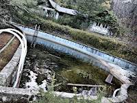 Retorno a las piscinas abandonadas